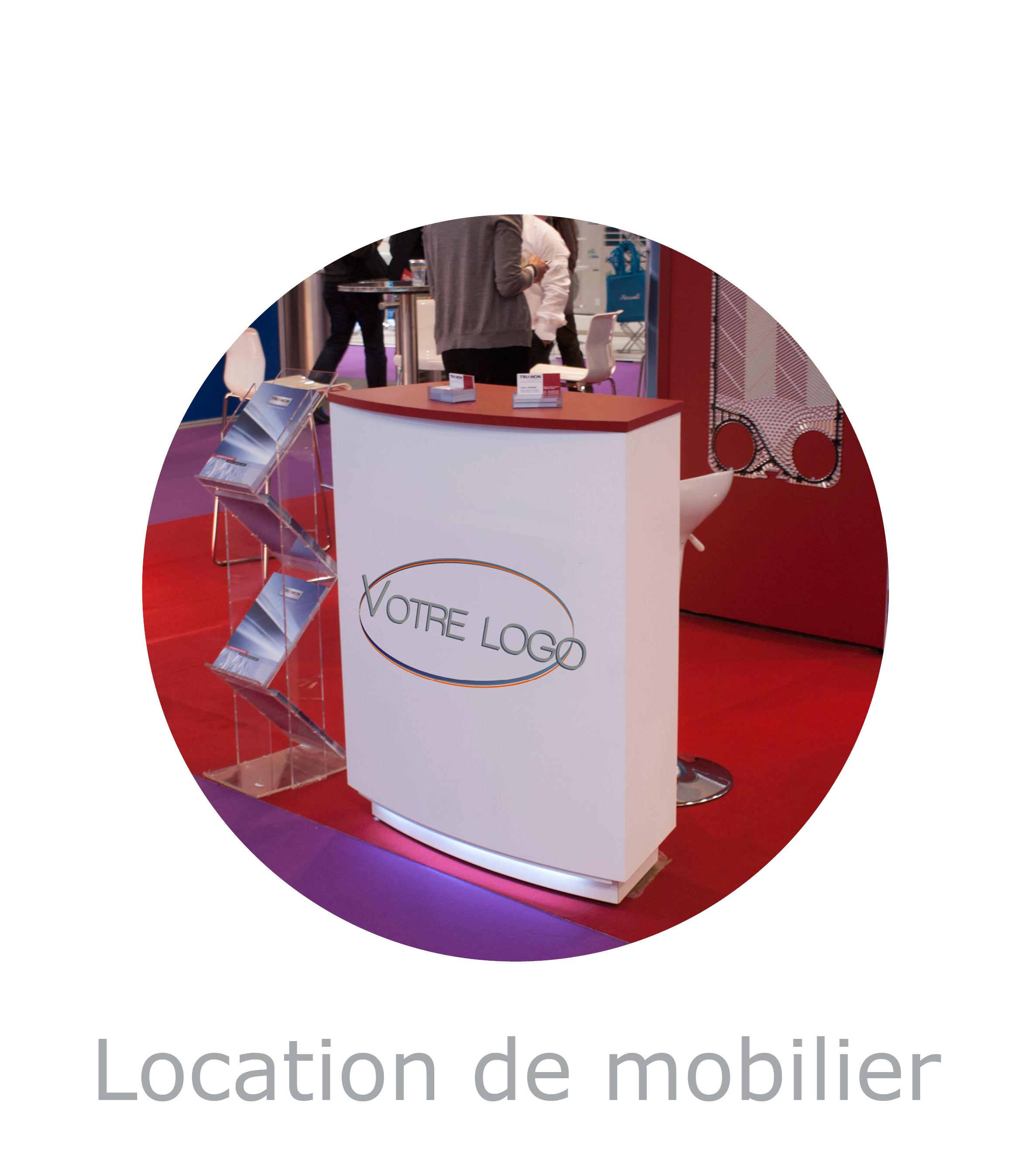 Solutions et materiel d exposition location de mobilier