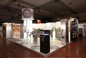 Stand modulaire Monnaie de Paris Salon wmf 2012 (8)