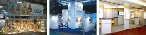 Stand d'exposition modulable en location : Acto 1