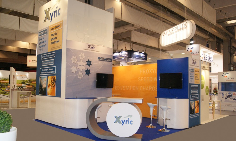 Stand Modulaire Xyric