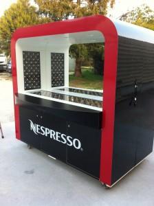 Mobilier Nespresso