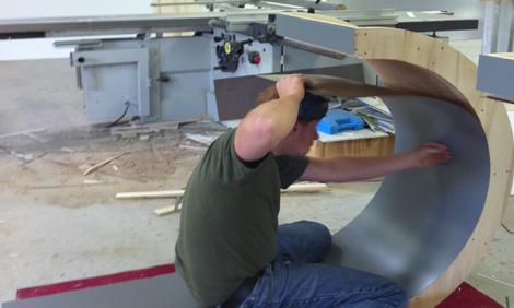 Toutes nos fabrication sont réalisées dans notes atelier, en Sologne.