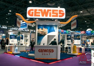 Stand modulable Gewiss