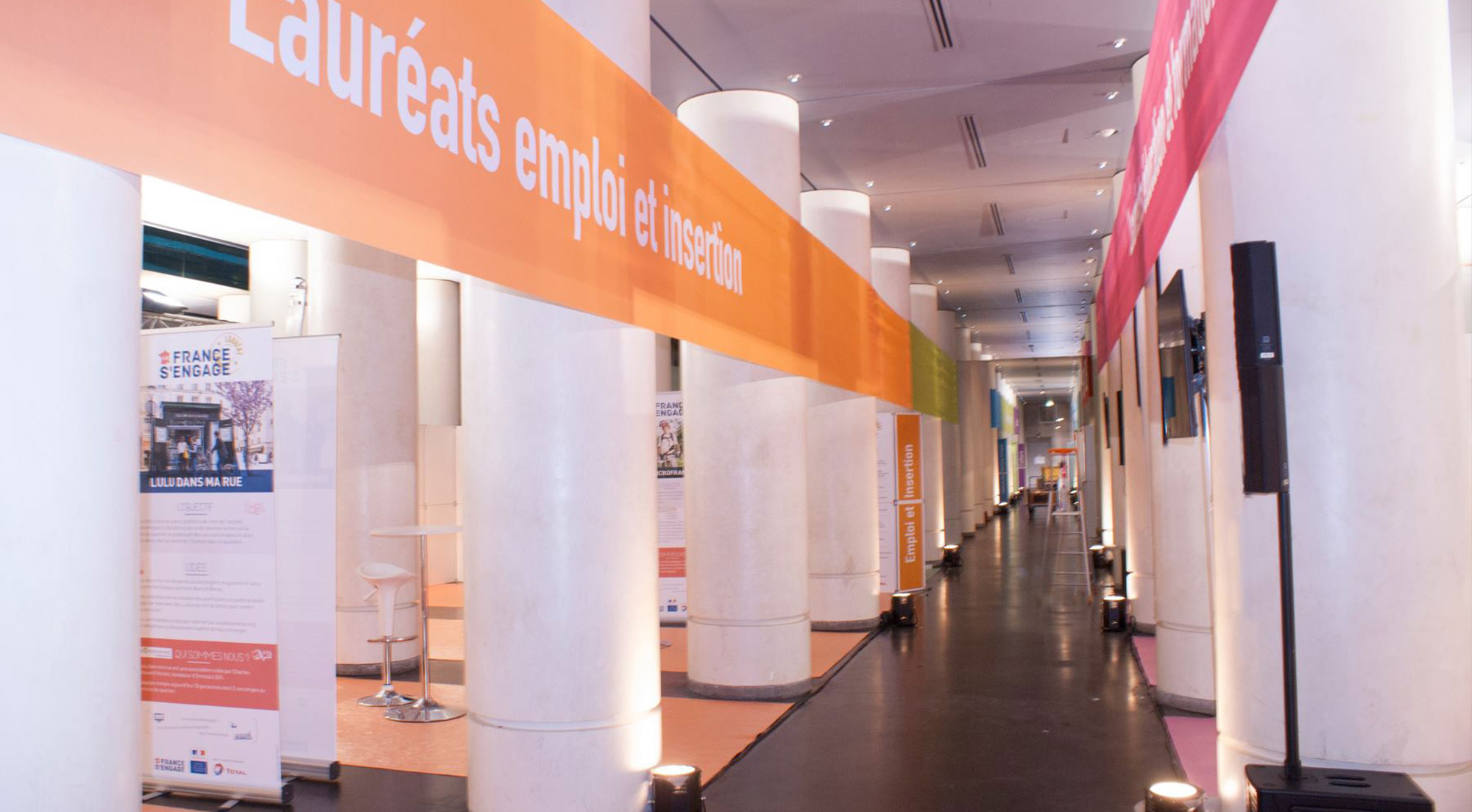 Installation generale organisation d evenements installations provisoires decors itinerants