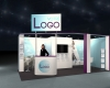stand cle en main 18 m²