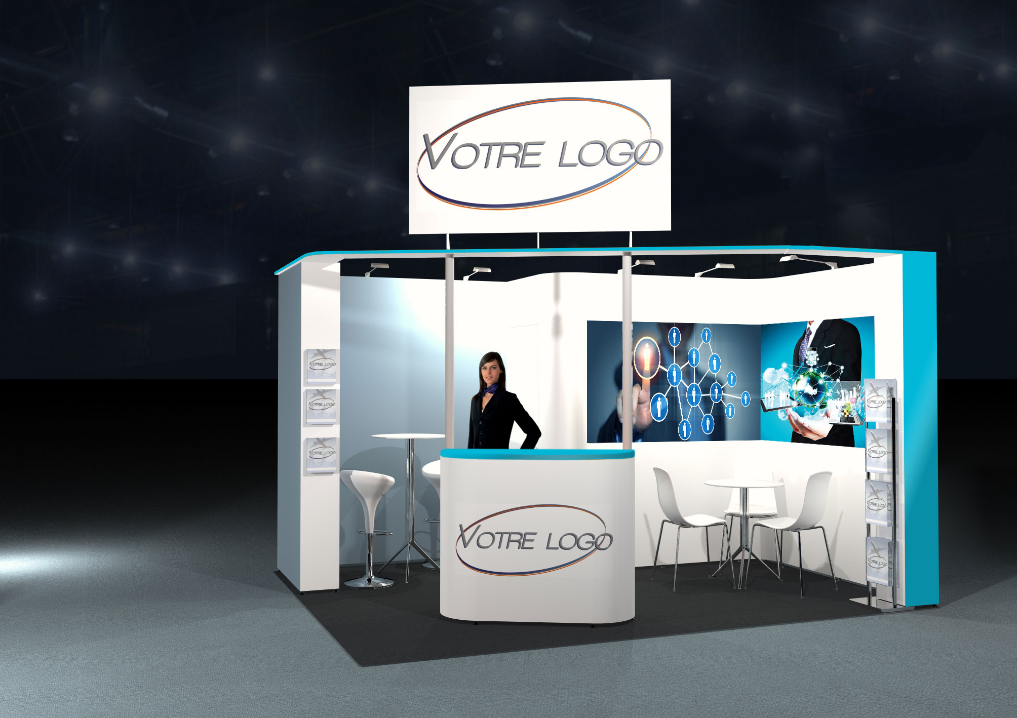 stand cle en main 12 stand acto co