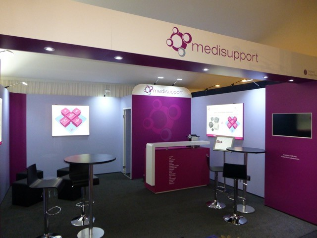 Stand modulable medisupport 2